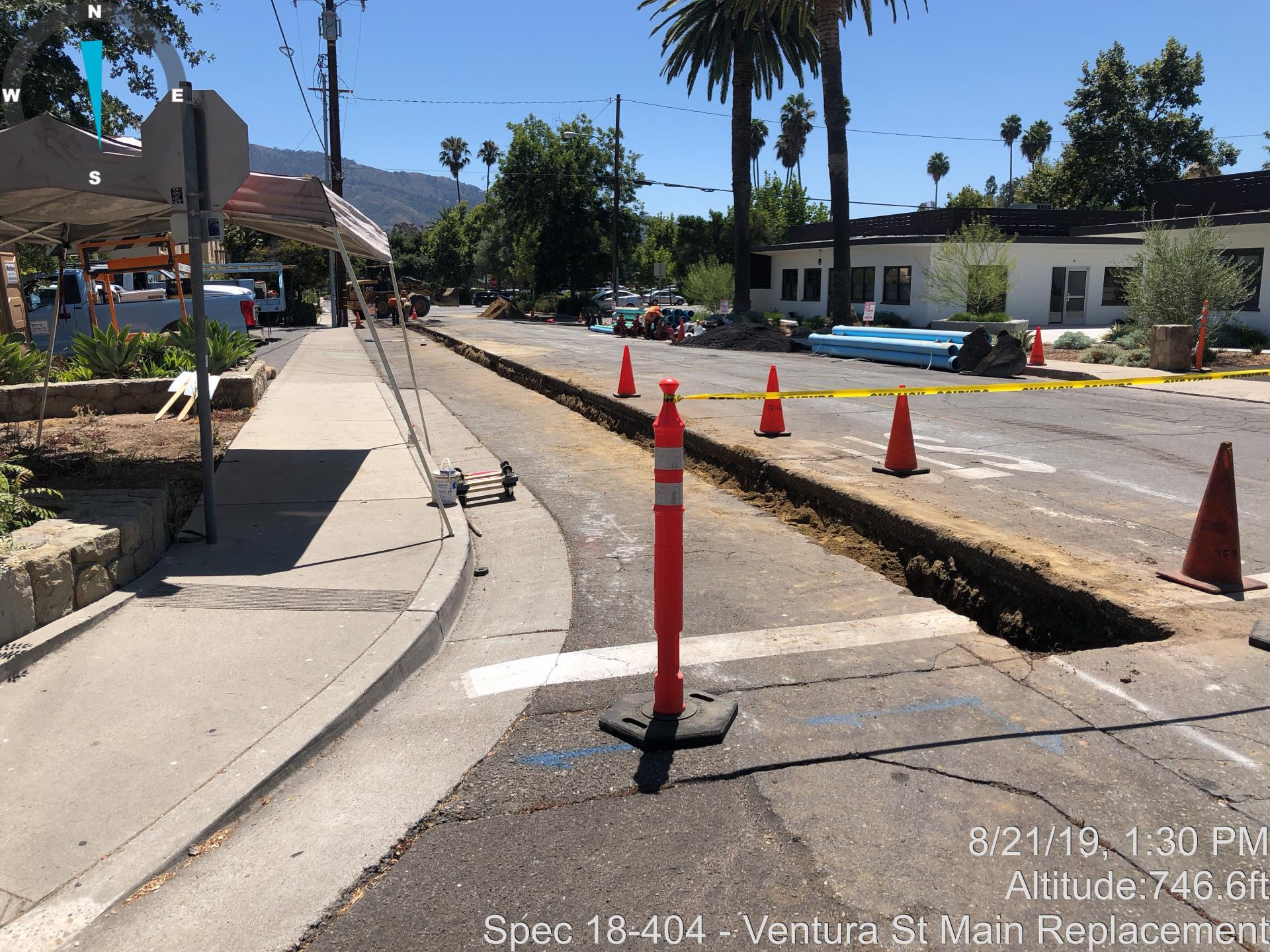 Project Update: Ojai Water System Improvements