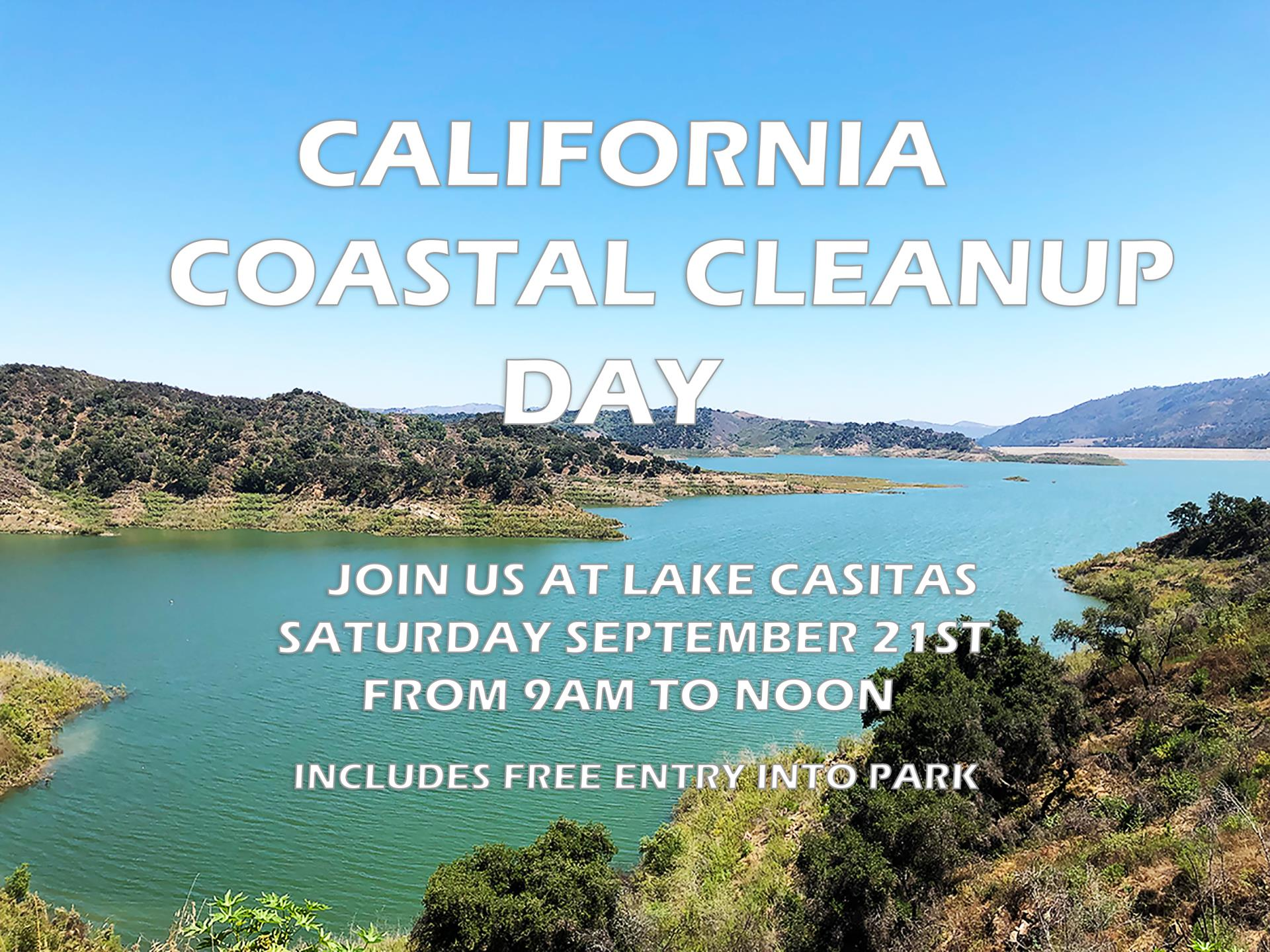 COASTAL CLEAN UP DAY