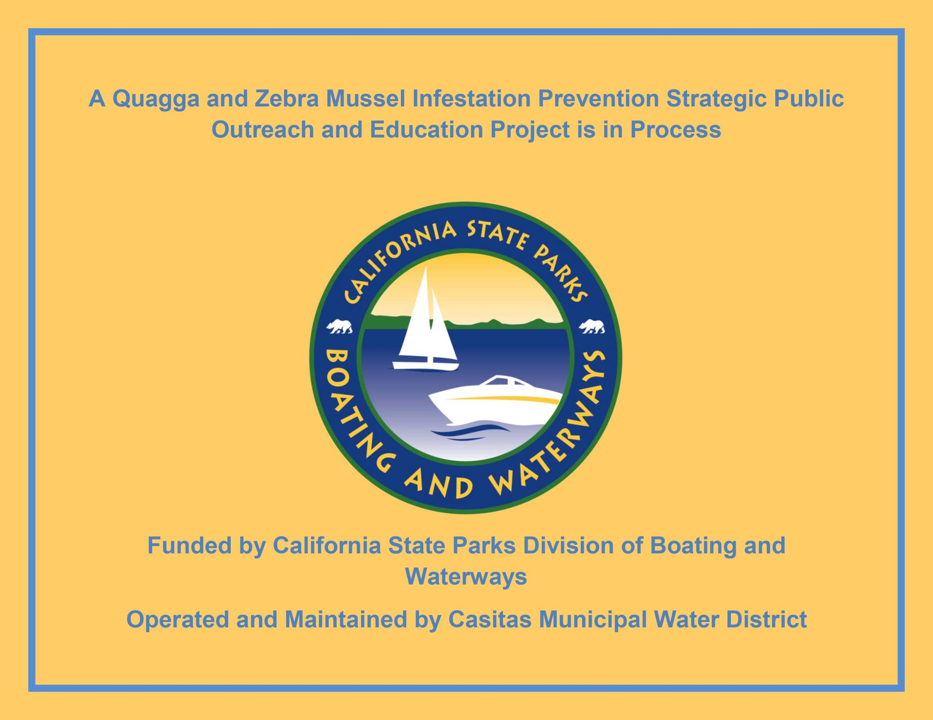 A Quagga and Zebra Mussel Infestation Prevention Strategic Public Outreach and Education Grant (1)